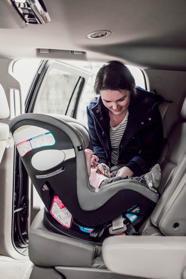 car seat safety 101 - how to keep your child safe in the car