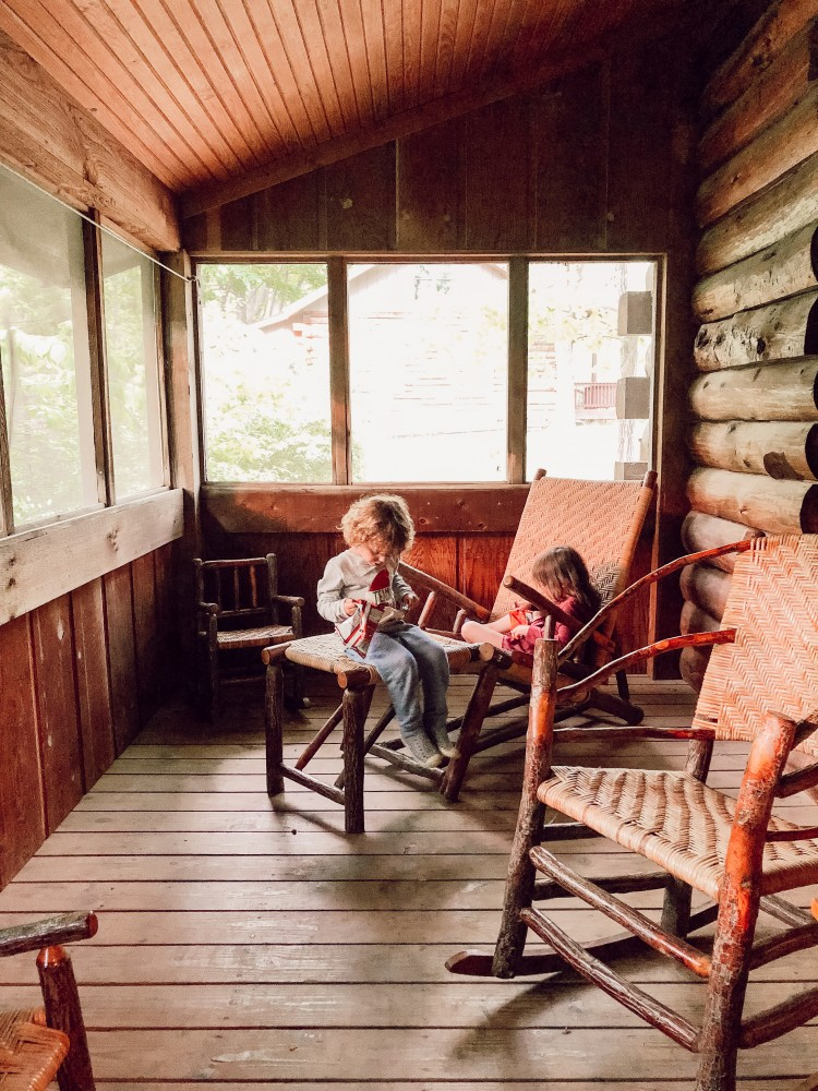 #midwest #vacation spot: cabins at Harmonie State Park in Indiana