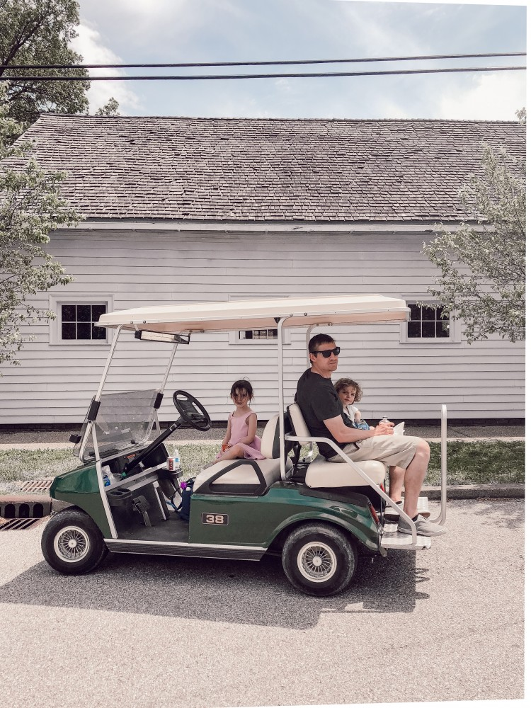 rent a golf cart! summer vacation bucket list #summer #vacation #bucketlist