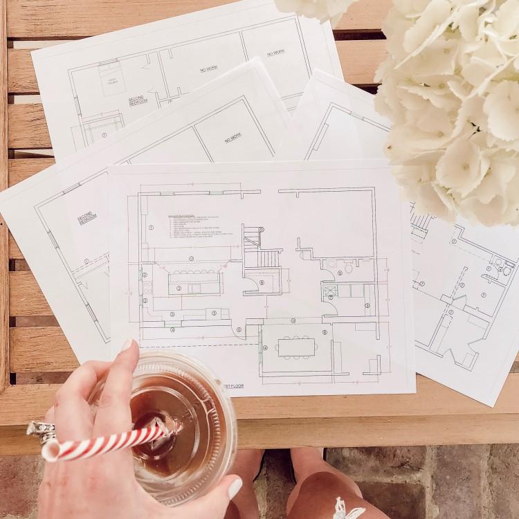 Our Remodel – Plans & Details