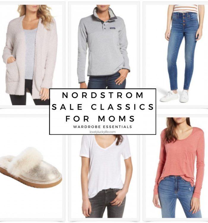Nordstrom Anniversary Sale – Must-Have Mom Wardrobe Staples