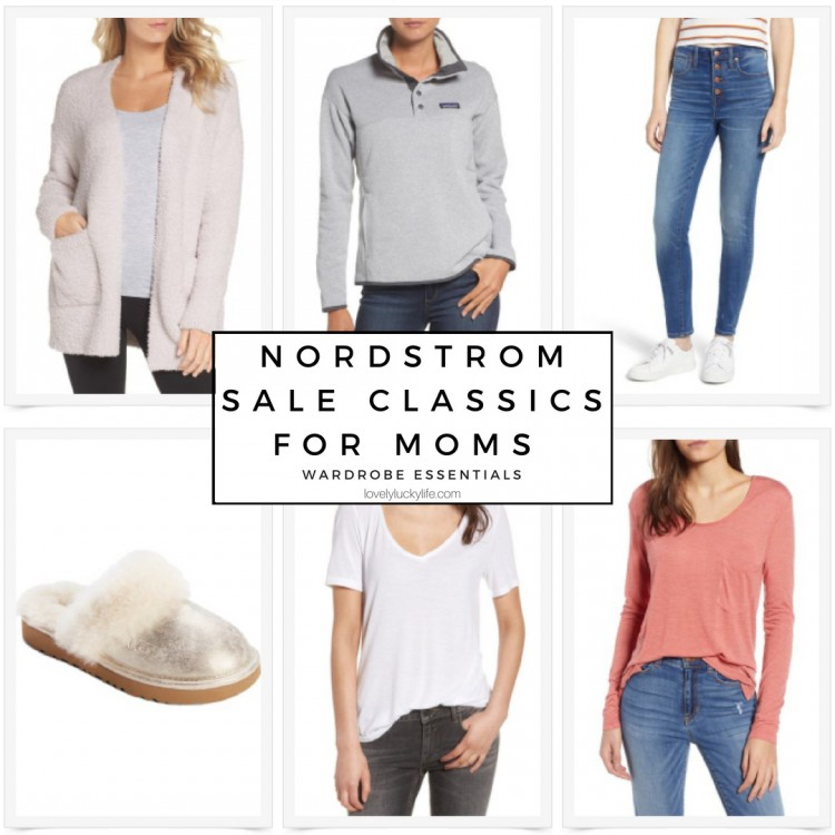 Nordstrom Anniversary Sale – Must-Have Mom Wardrobe Staples