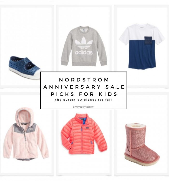 The Best Kid Stuff From The Nordstrom Anniversary Sale