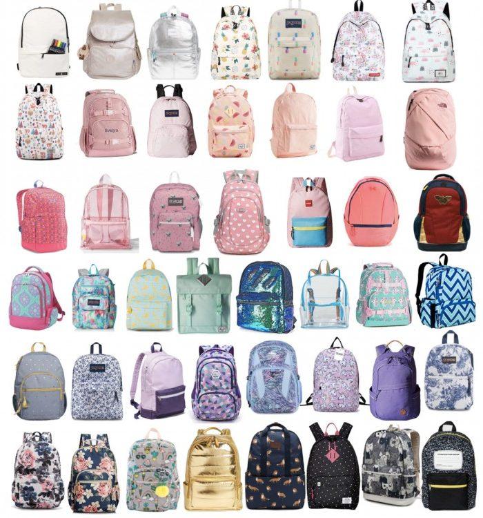 The Cutest Backpacks for Girls – 45 Adorable Backpacks for Kindergarten & Beyond