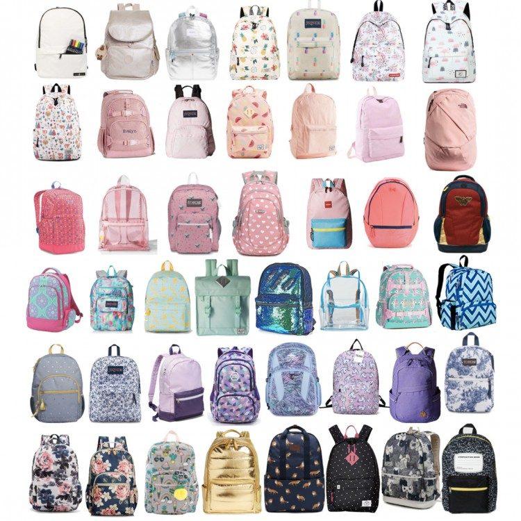 cute kindergarten backpacks for girls