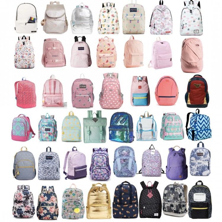 The Cutest Backpacks for Girls – 45 Adorable Backpacks for Kindergarten & Beyond