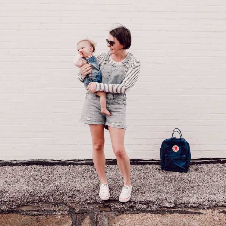 overall shorts for moms
