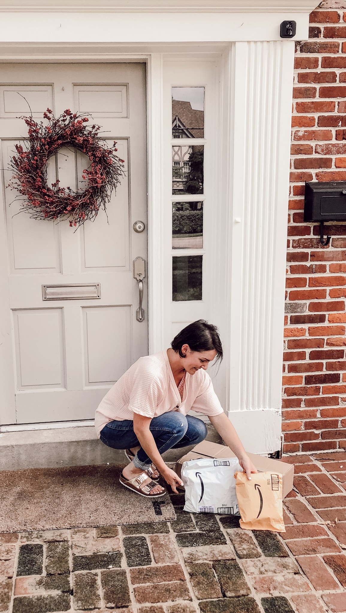 how to protect your packages with Blink home security system