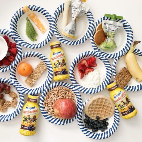 2 weeks of easy breakfasts for kids