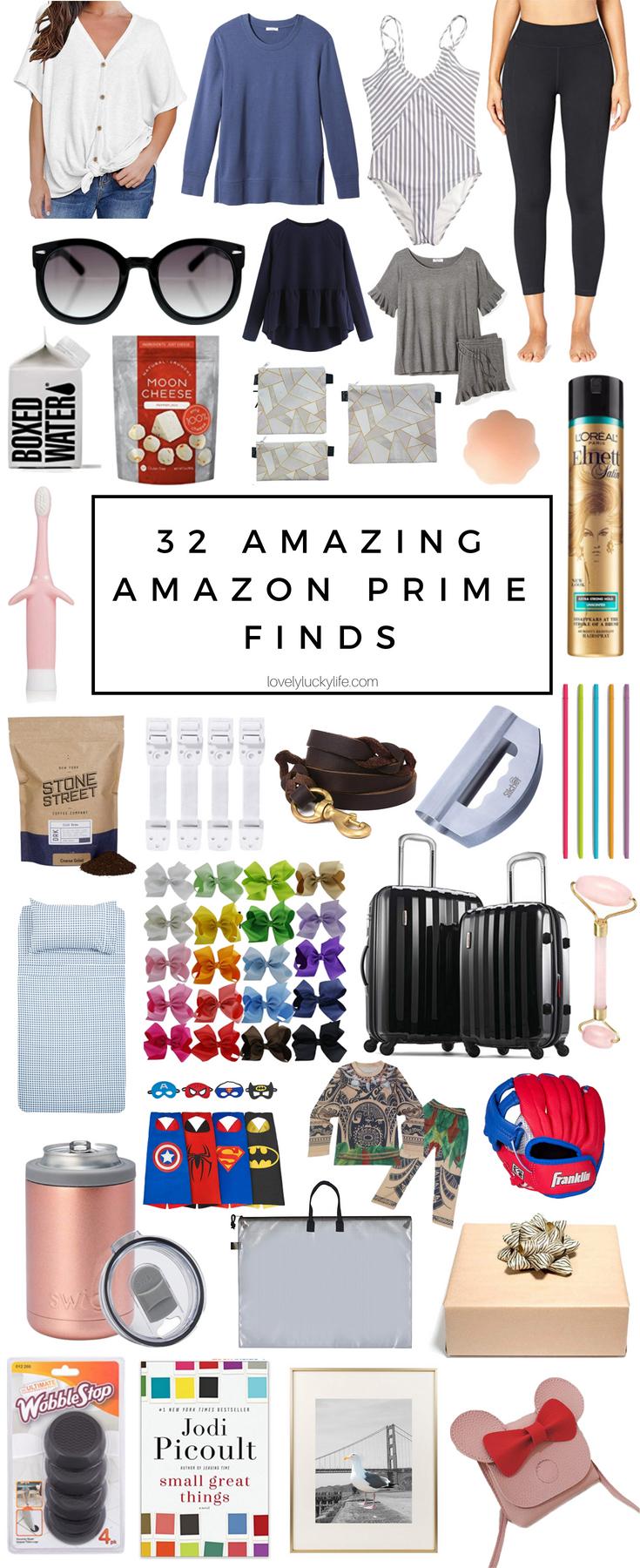 the best amazon prime stuff for families #prime #amazon