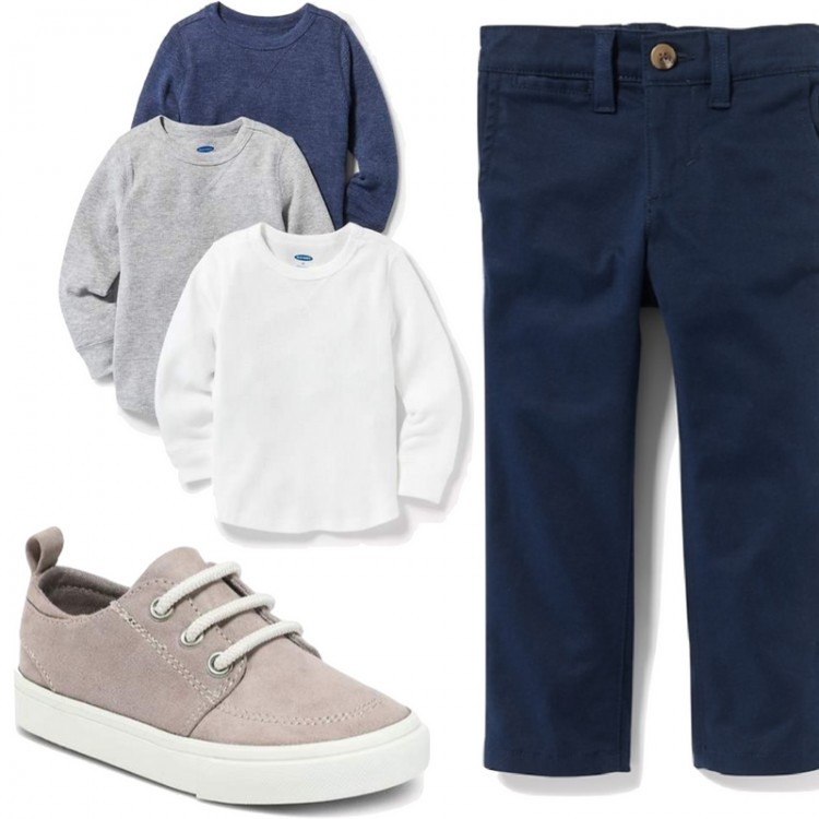 toddler boy wardrobe basics