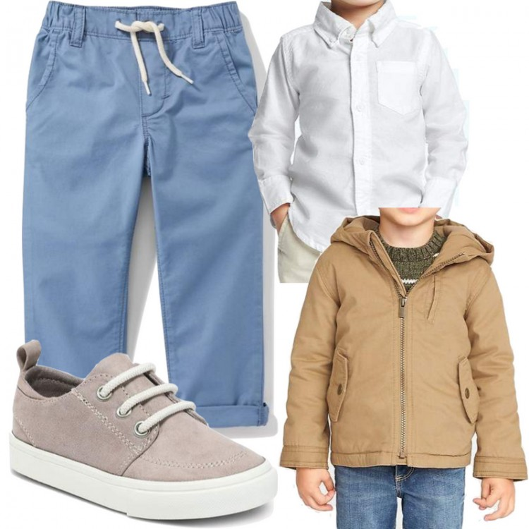 the easiest fall wardrobev for boys