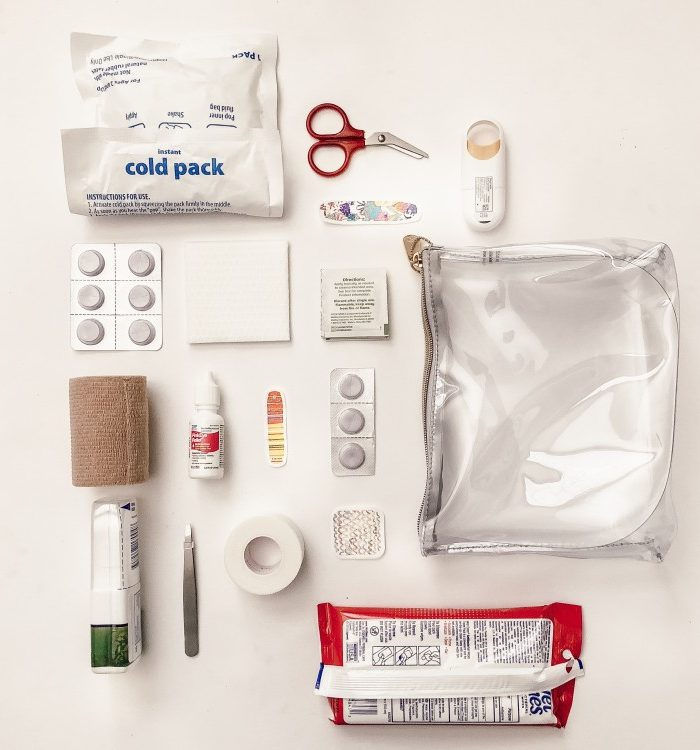 DIY First Aid Kit for Kids