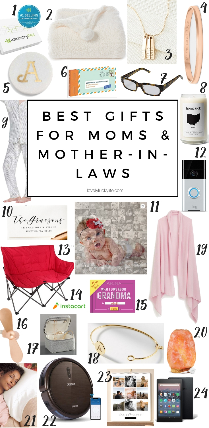 Best Gifts For Moms And Mother In Laws Lovely Lucky Life