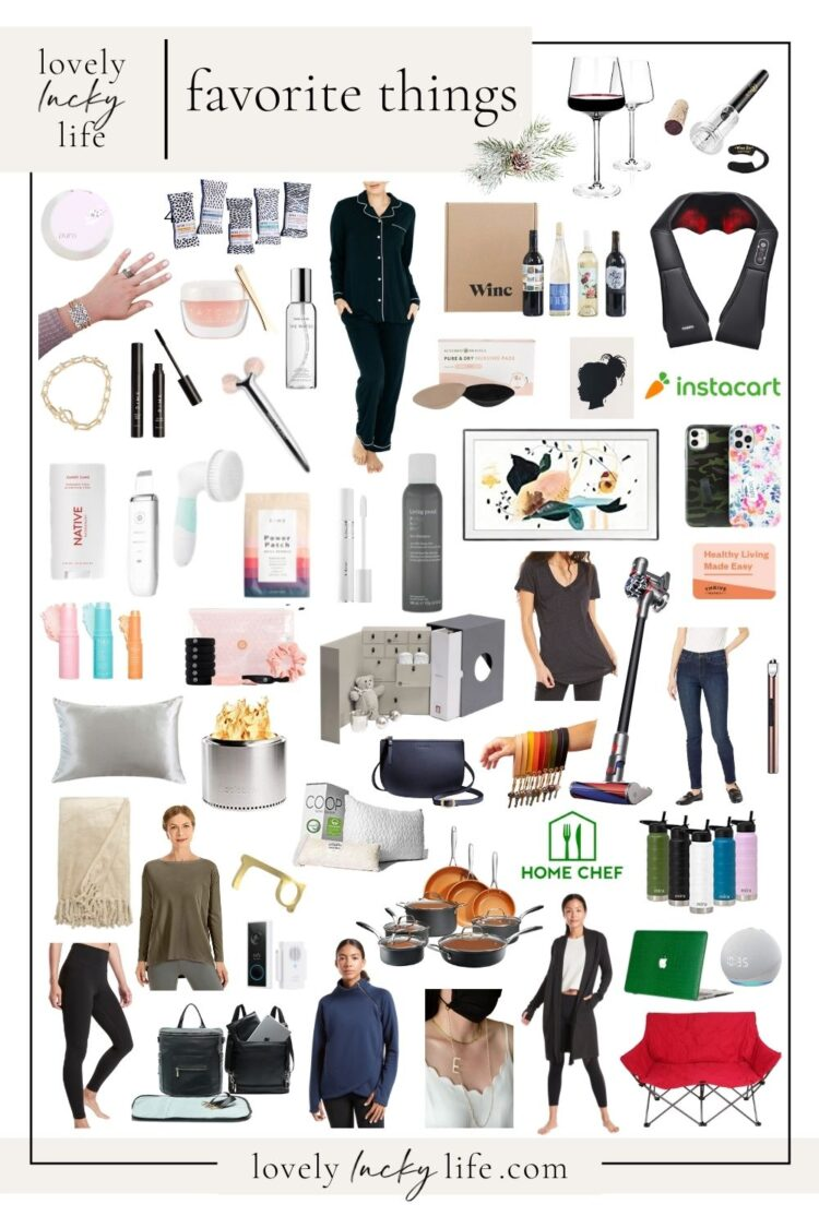 favorite things gift ideas for women