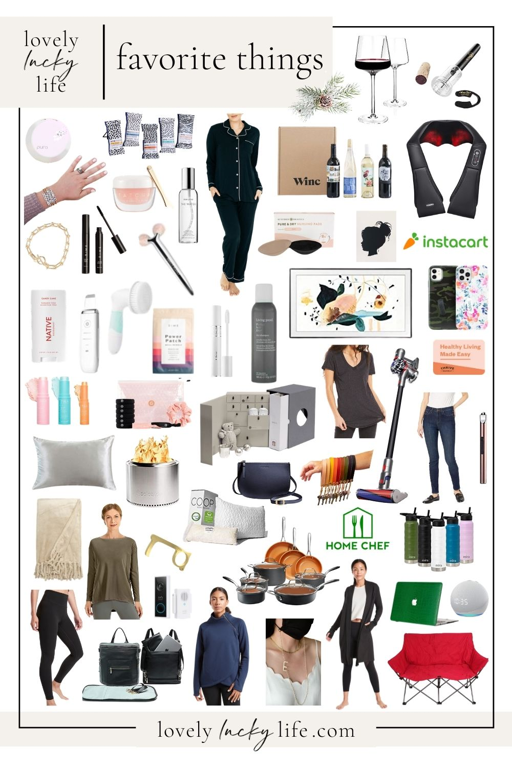 Gift Ideas for Women: My Favorite Things + Wish List