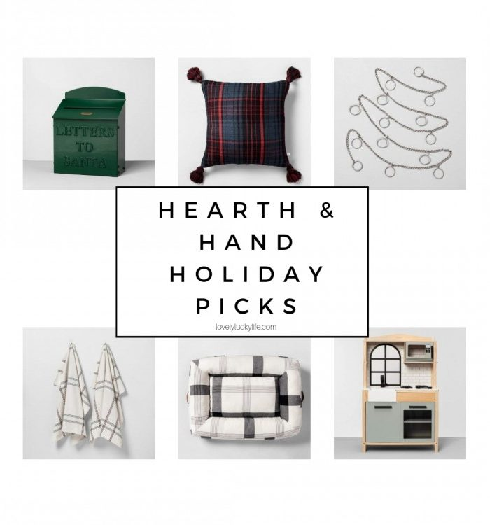 26 Must-Have Holiday Picks from Target Hearth and Hand