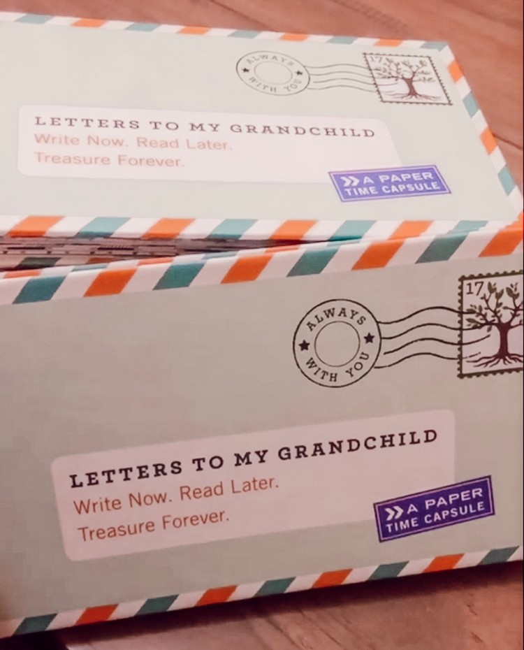 Letters to My Grandchild book