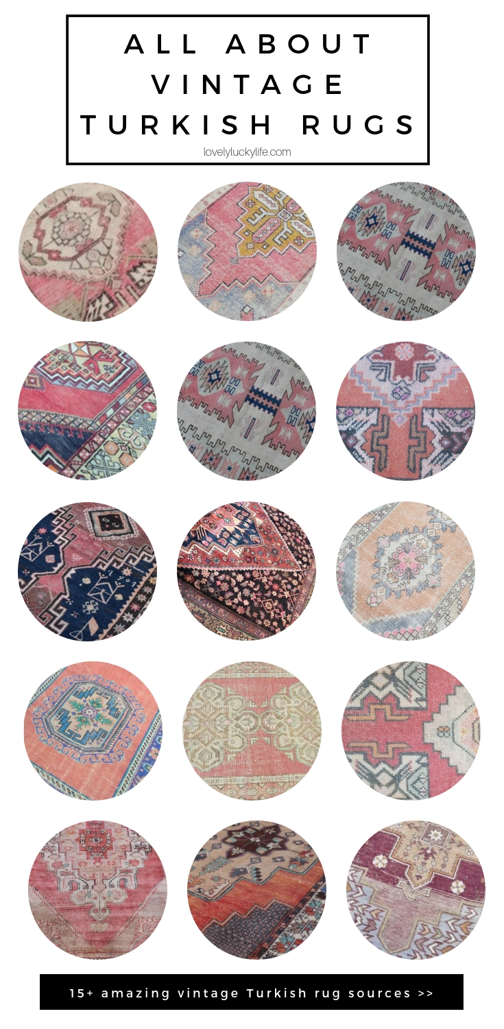 gorgeous vintage Turkish designs + the best shops that sell them affordably!