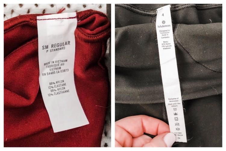 b9ee275f3f the align has a hidden pocket in the waistband lululemon leggings material  versus aerie leggings material