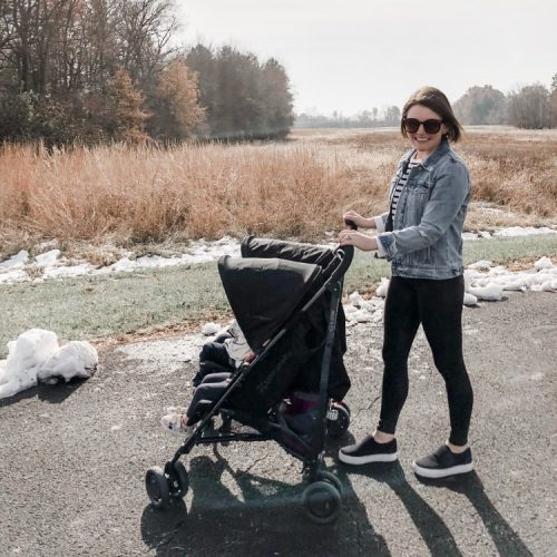 uppababy GLINK double stroller review
