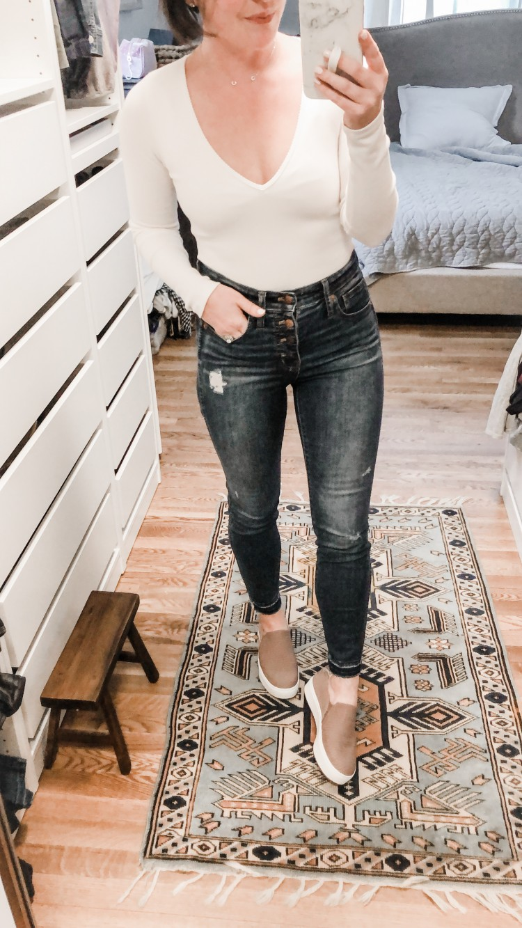 65a4e64c5d2 Date Night Platform Sneaker Outfit. how to style platform sneakers ...