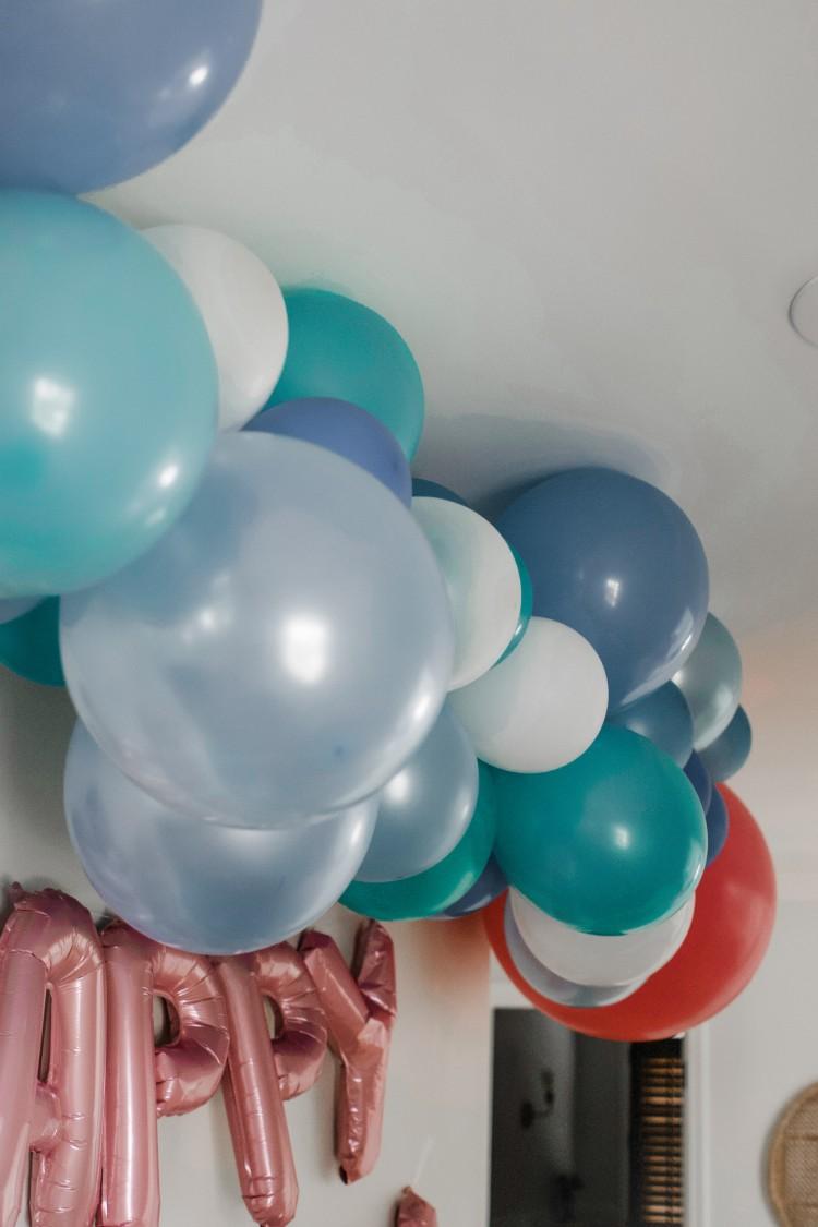 mermaid birthday party decoration ideas