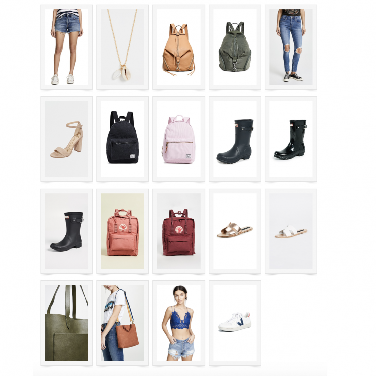 Shopbop Spring Sale Pics for the Casual Gal