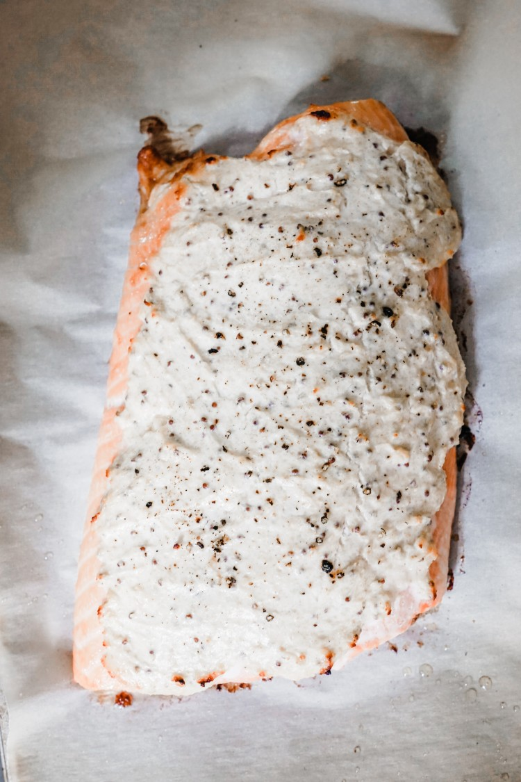 easy oven baked salmon recipe for weeknights