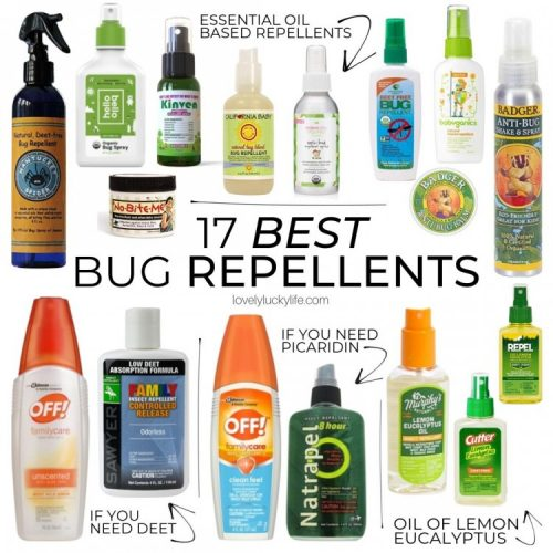 17 best bug sprays for kids
