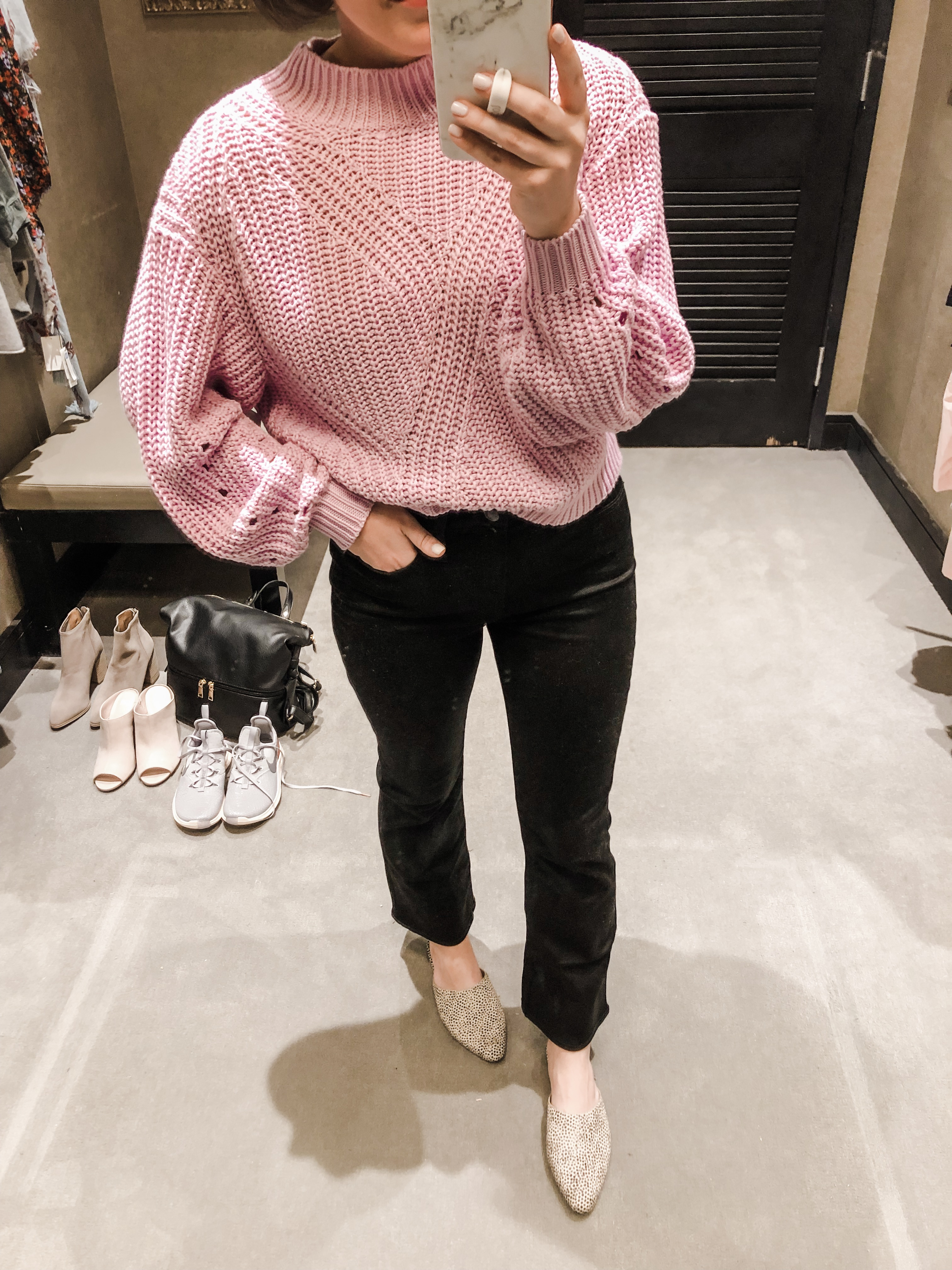 f81b1c586 was surprised to love this sweater – I'm wearing a small and for $36 on sale,  it looks and feels substantial with good detailing. also comes in a bright  ...