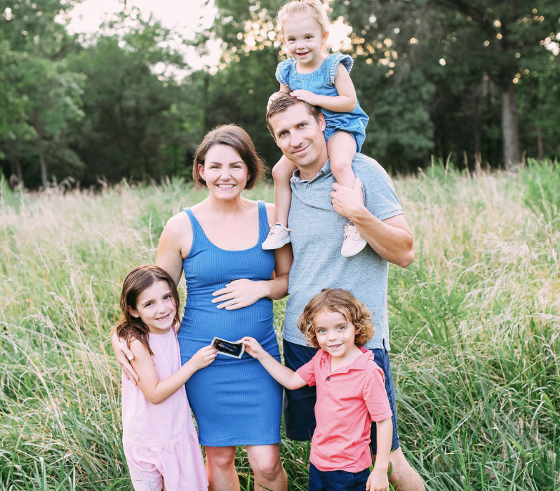 SURPRISE! 4th Pregnancy Announcement