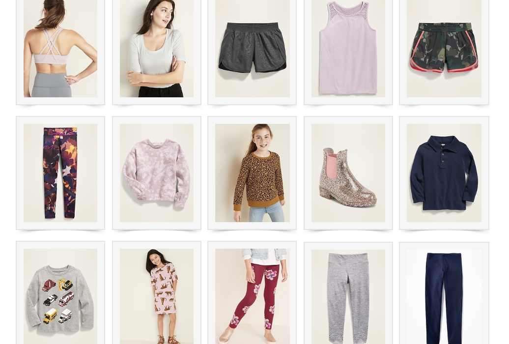 Old Navy Fall Finds 2019