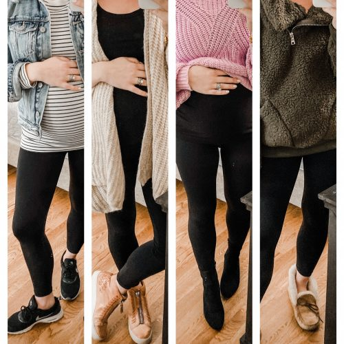 Maternity Outfit Ideas for Fall