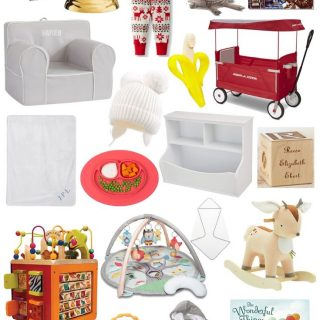 The Best Baby's First Christmas Gift Ideas