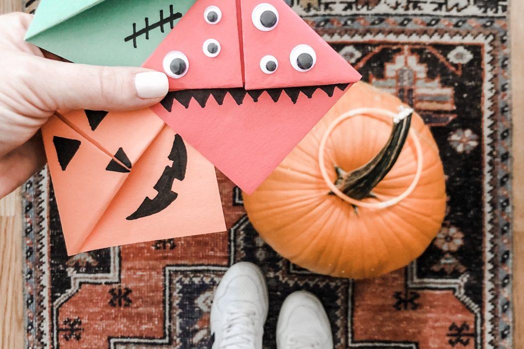 4 Easy Halloween Classroom Party Ideas