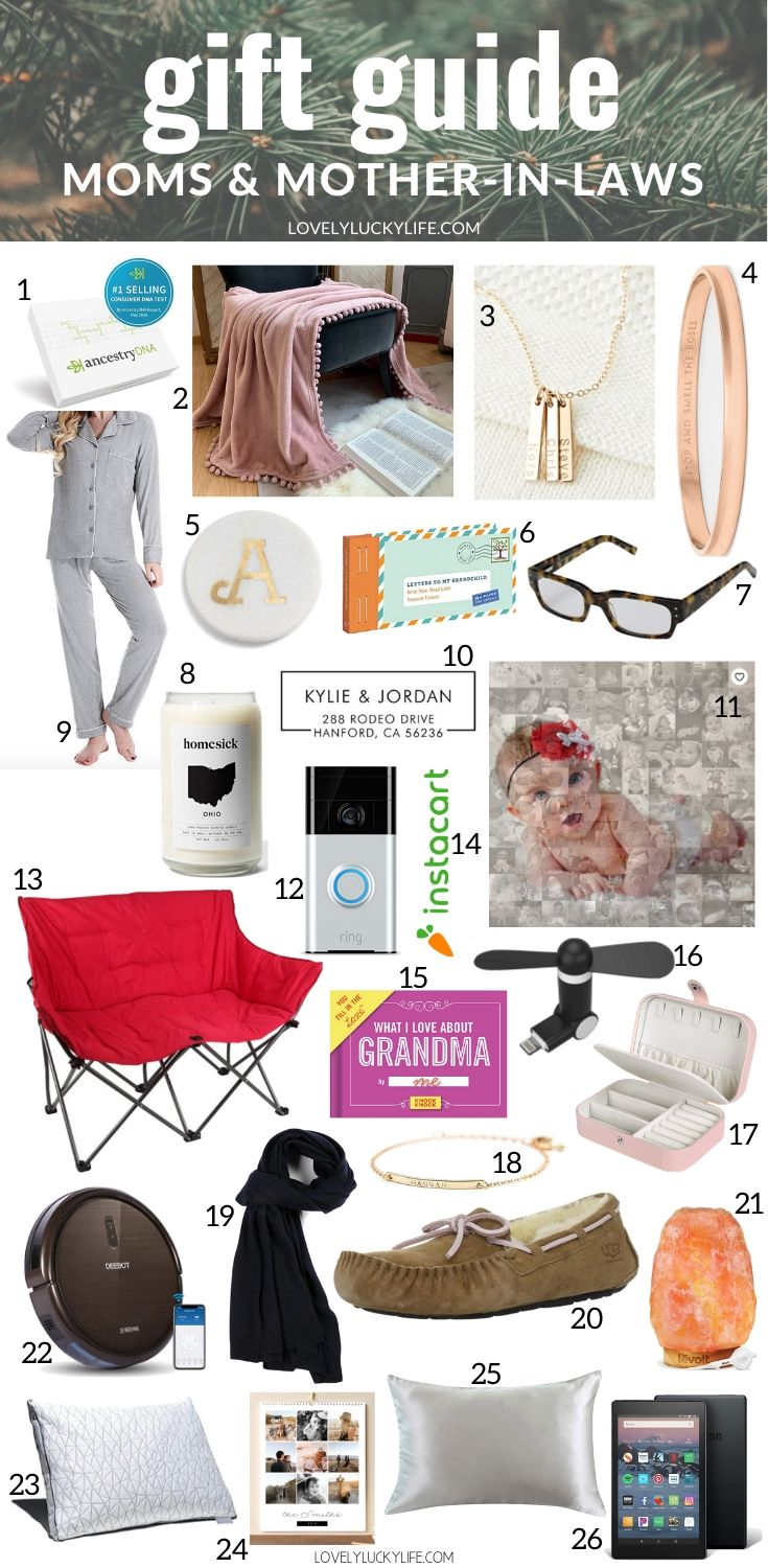 mother-in-law gift guide