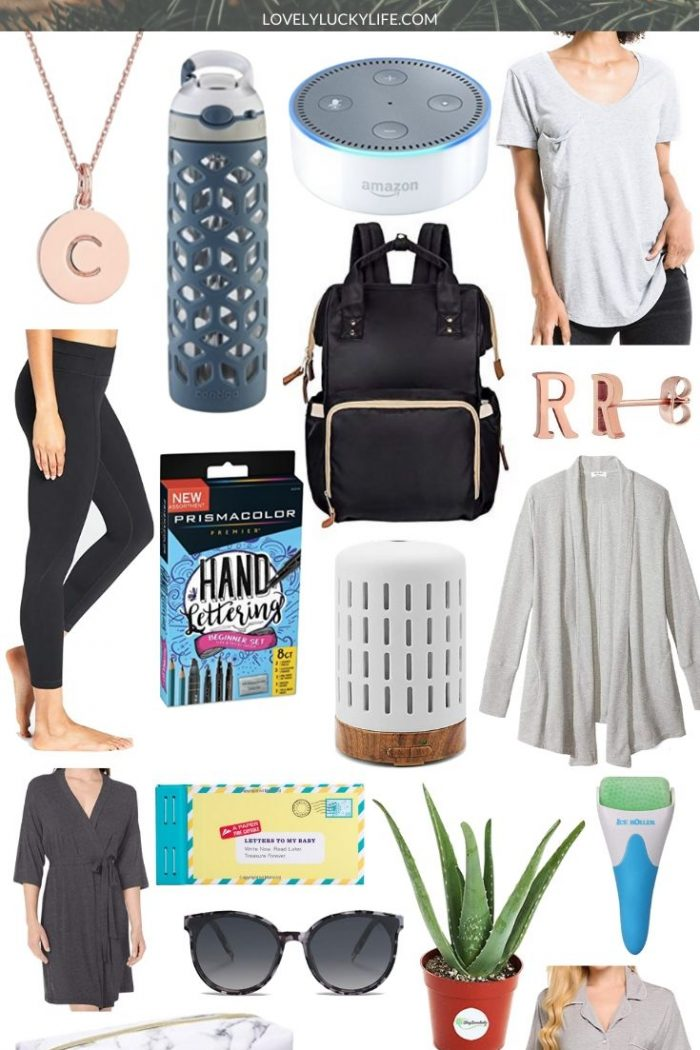 Best Christmas Gifts for Pregnant Women & New Moms