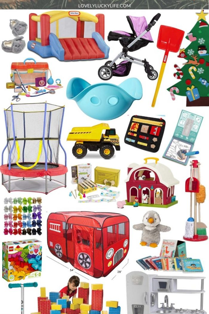 25 Best Christmas Gift Ideas for Toddlers