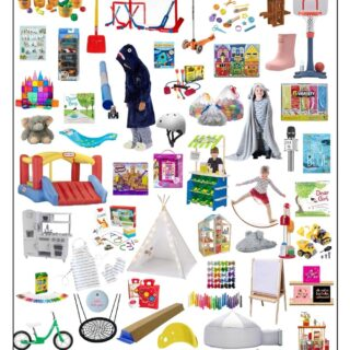 Best Christmas Gifts for Preschoolers – 60+ Ideas