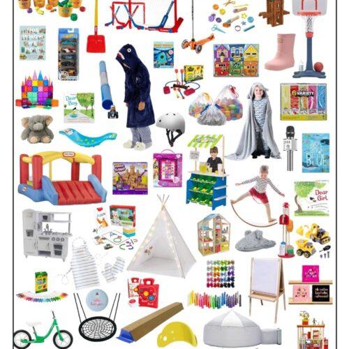Best Christmas Gifts for Preschoolers