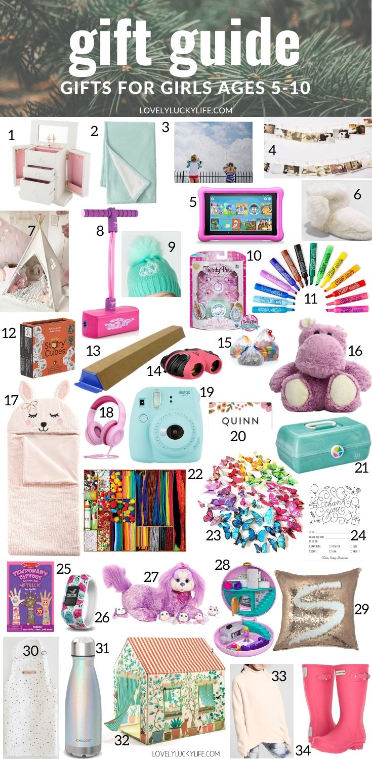 the best ideas for girls gifts