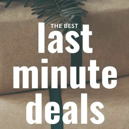 last minute holiday deals 2019