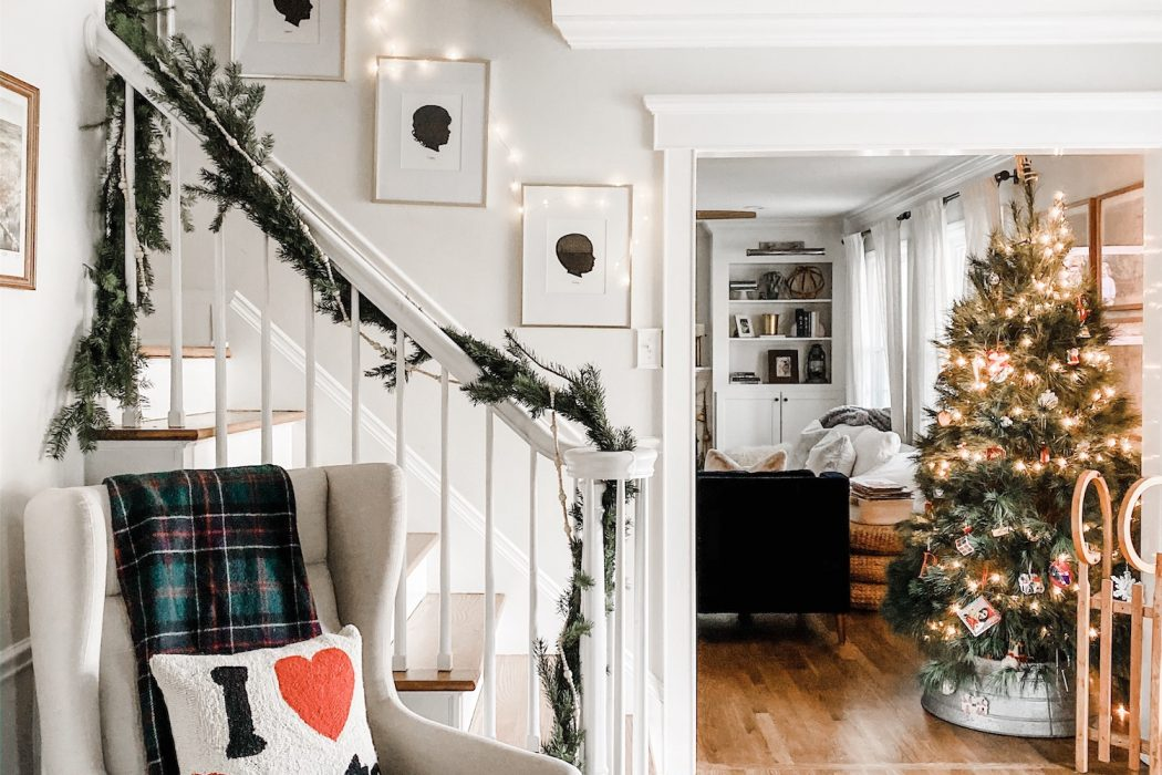Holiday Home Tour 2019: Take A Peek at Our Home for the Holidays