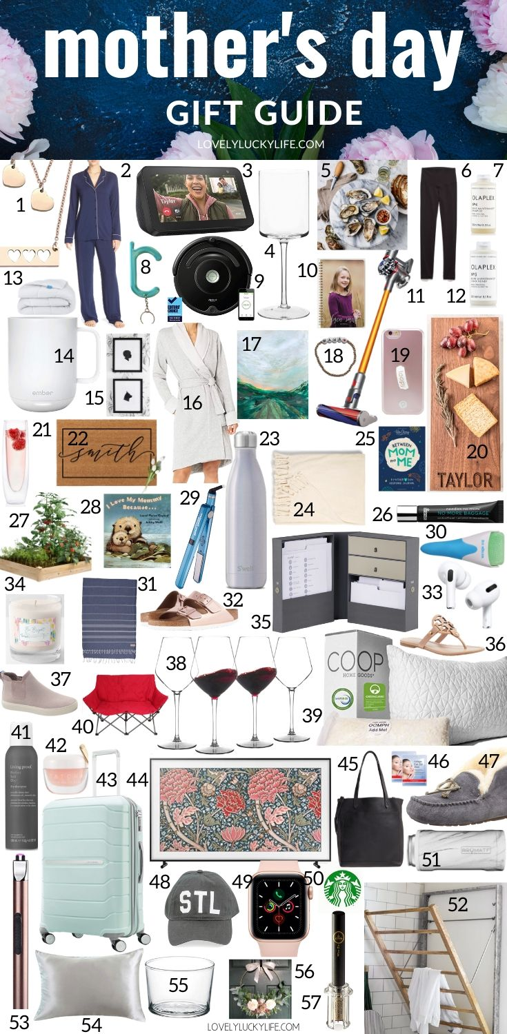 75 Of The Most Thoughtful Mother S Day Gift Ideas Lovely Lucky Life