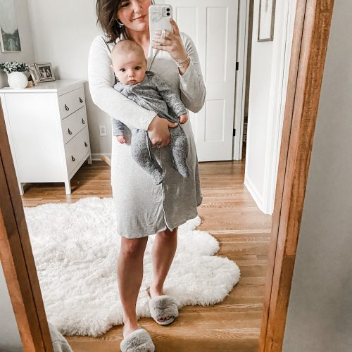 best pjs for breastfeeding moms