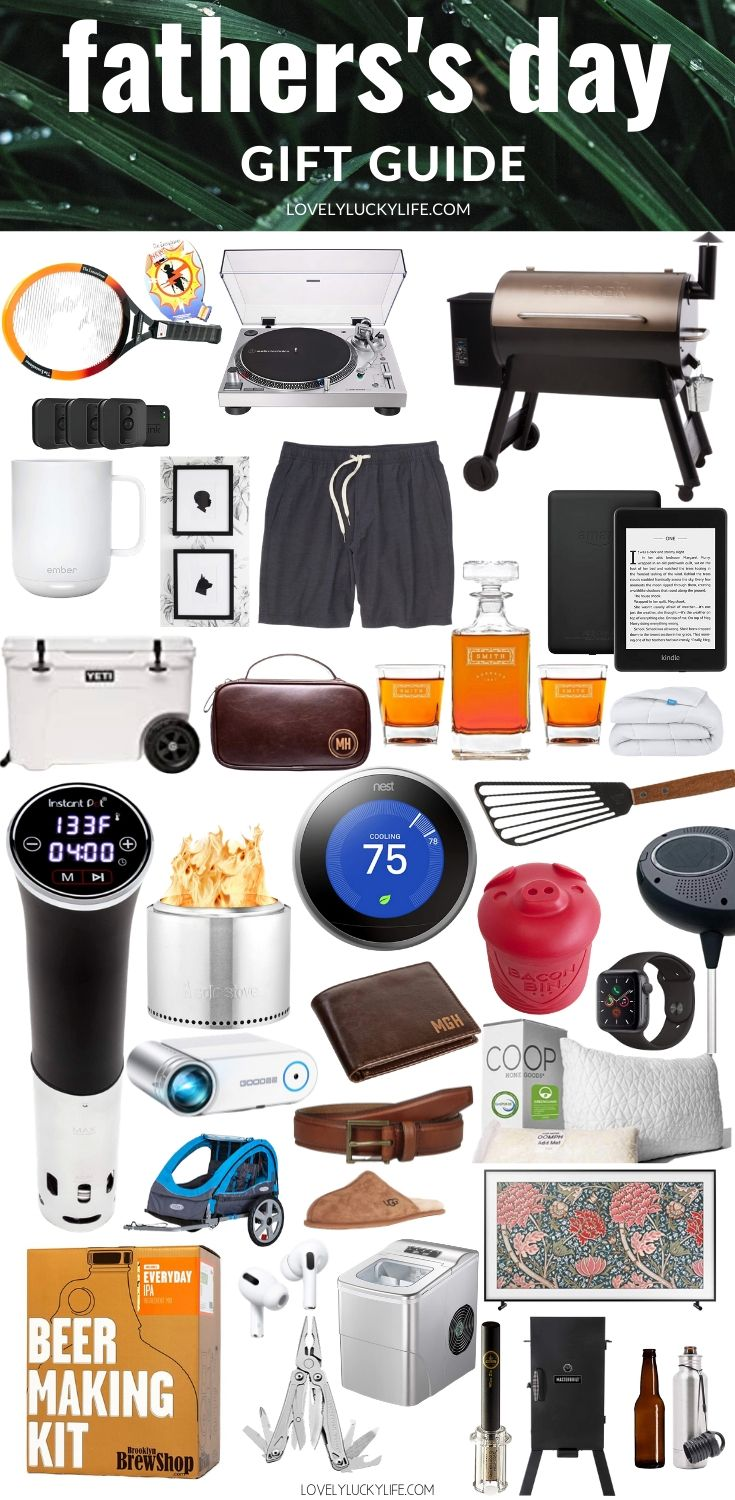 fathers's day gift guide 2020