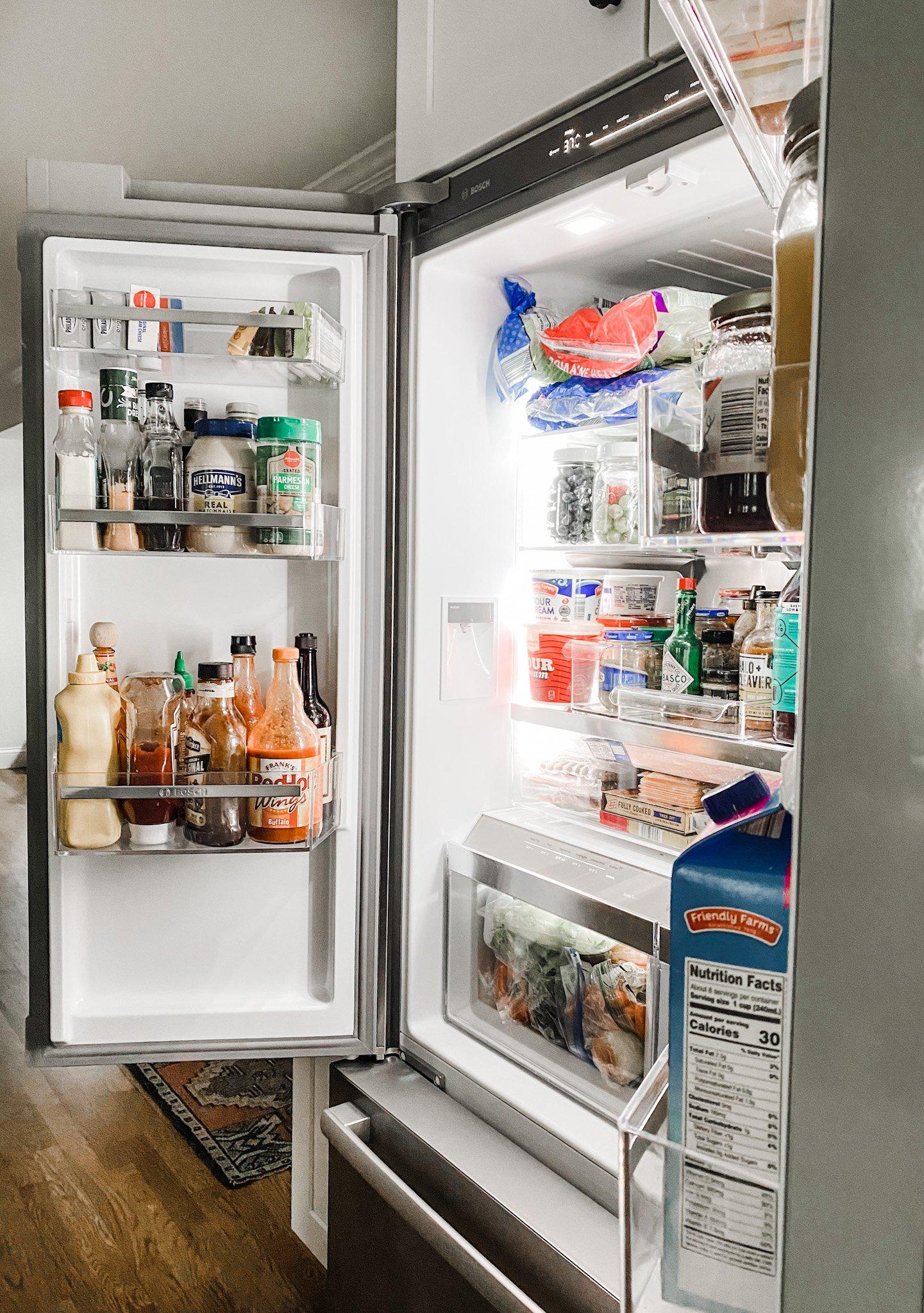 bosch 800 series fridge