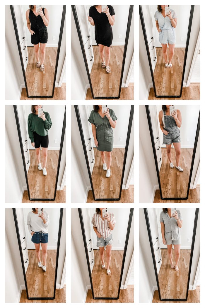 10 Easy Nursing-Friendly Summer Outfit Ideas