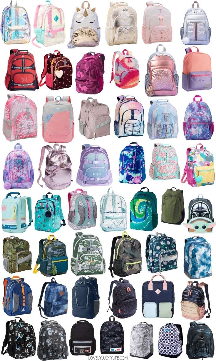 2020 best backpacks for kids